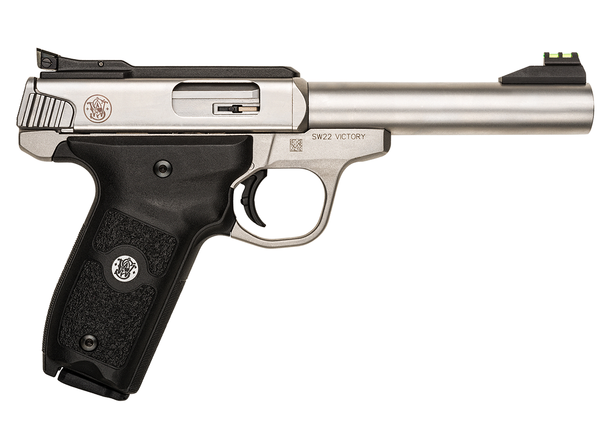 Coming to the Range: S&W Victory .22 Pistol