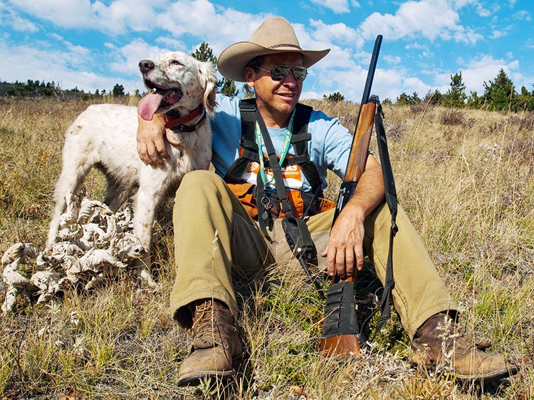 Clone2 of Hunting With Dogs: Etiquette and Safety