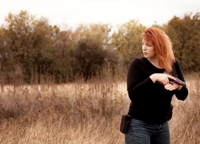 Many Texas Women Still Prefer Concealed Over Open Carry