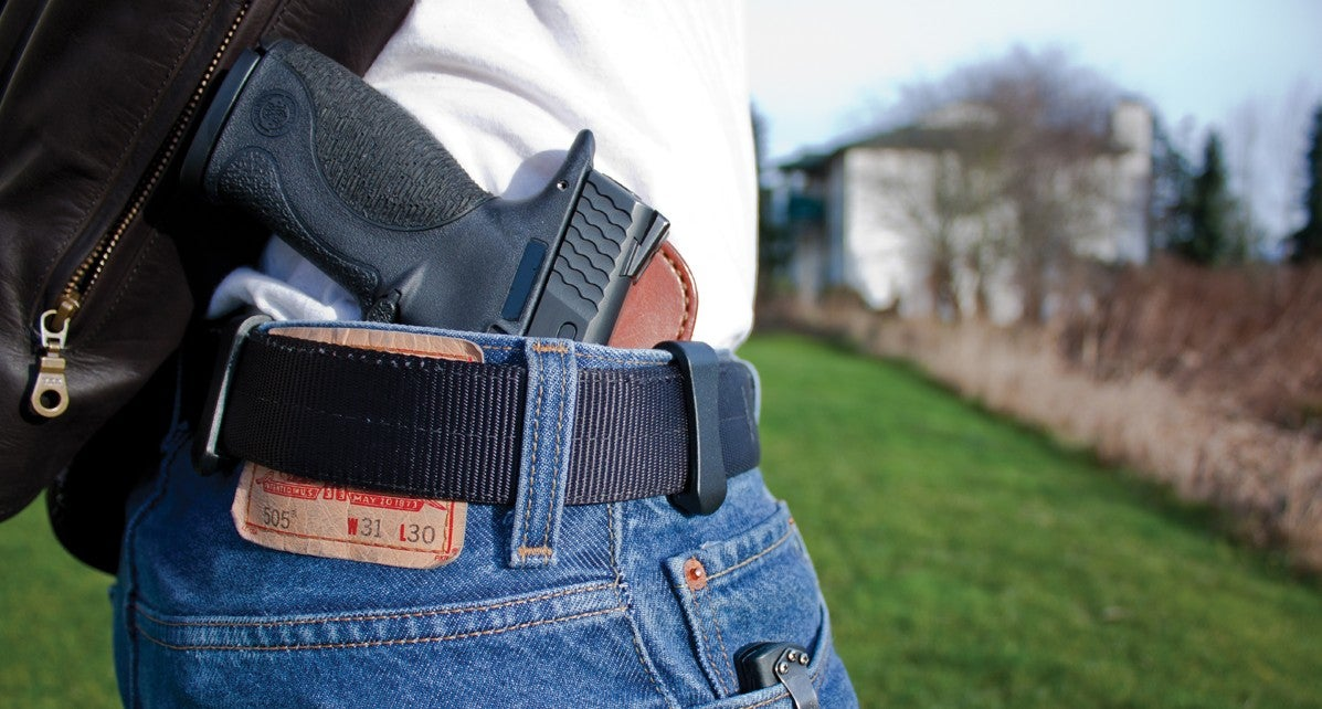 National Poll: 92 Percent Say Carrying Guns in Public OK