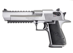 Stainless Steel Desert Eagle in .357 Mag and .44 Mag: Coming to the Range