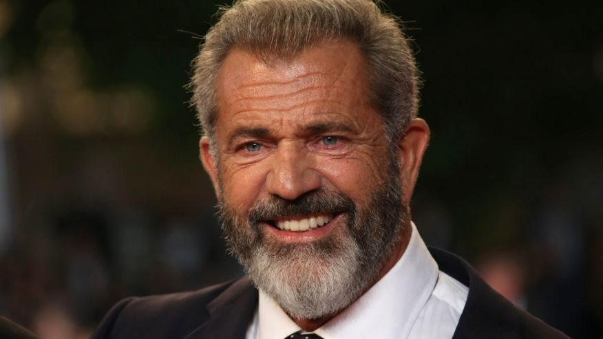Mel Gibson Sounds Off, Sort of, On Gun Control