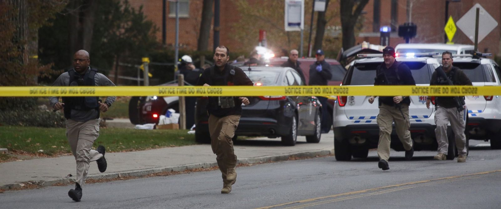 Calls for Gun Control After Shooting That Never Happened