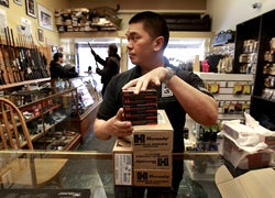San Fran: Gun and Ammo Buyers Should be Videotaped