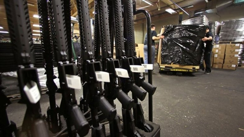 Poll: Most American Don't Support Lawsuits Against Gun Companies