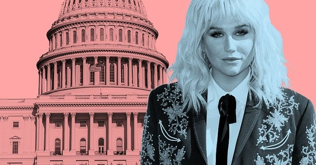 Kesha Considered a Source of Knowledge on Gun Issues