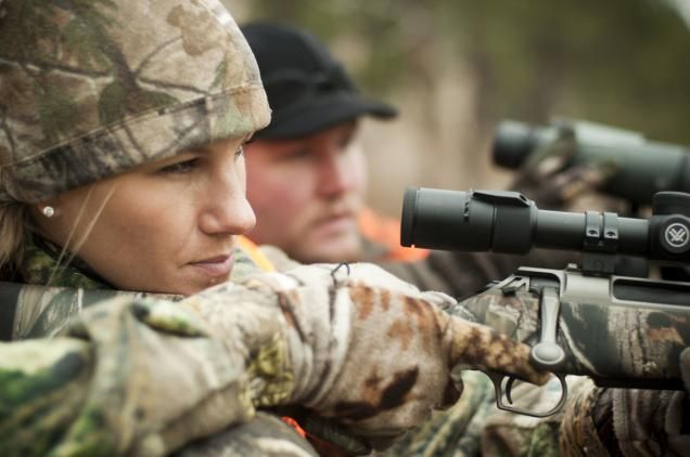 More Women are Hunting, Say Survey Results
