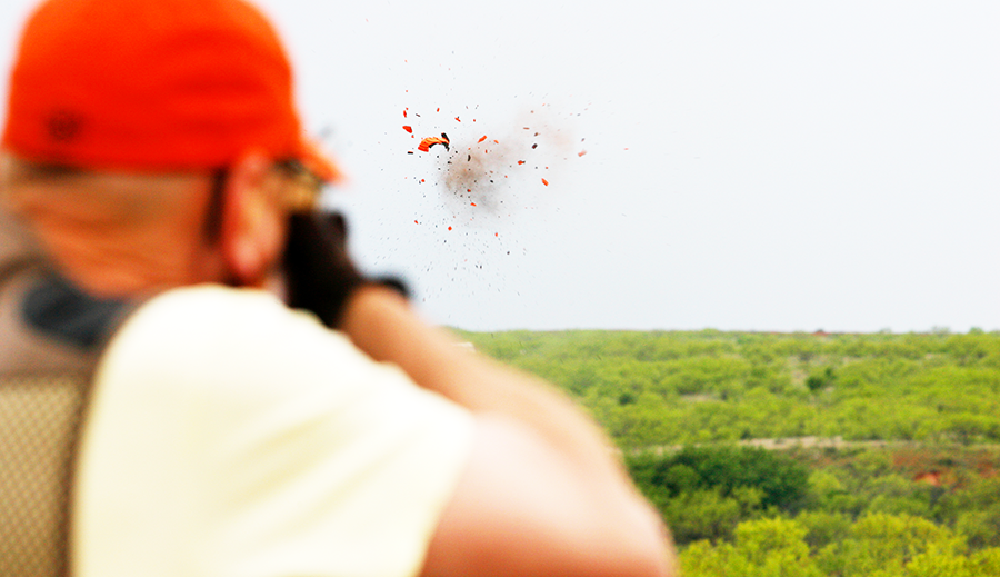 Sporting Clays: Make the Tough Shots