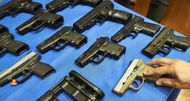 Big Eastern Gun Ring Busted in NYC Police Sting