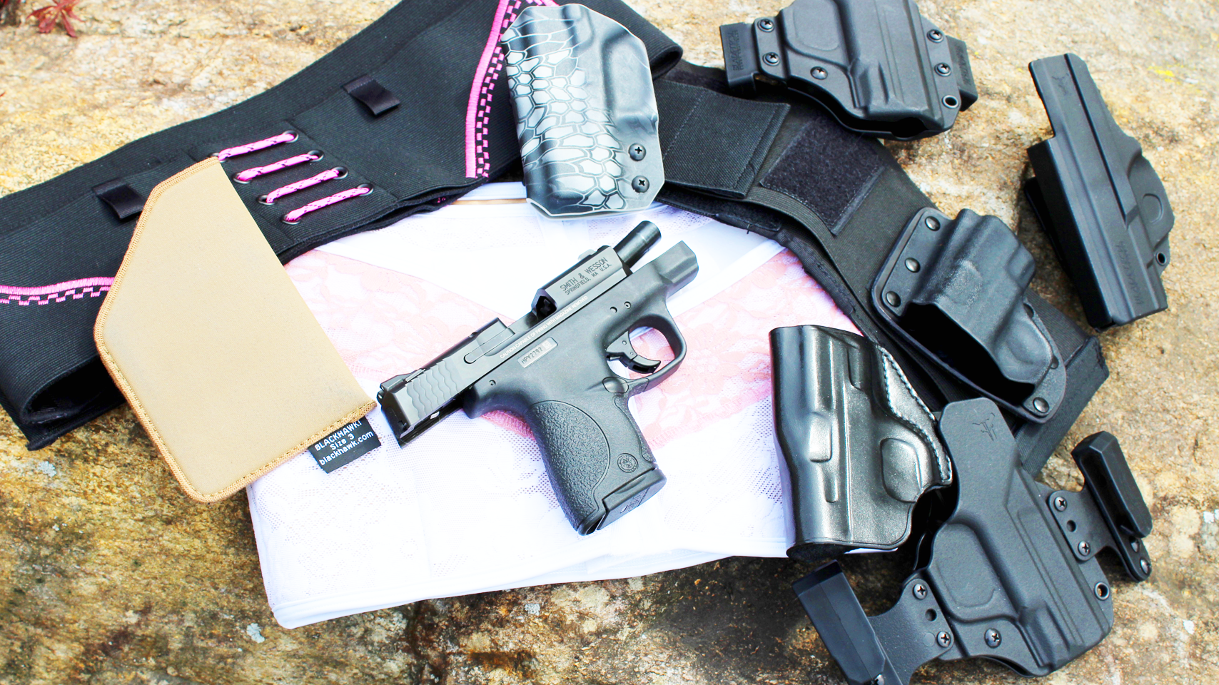 Holster Review: New Holsters for Women