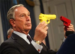 Bloomberg Gun Laws Prevent Safety Instruction