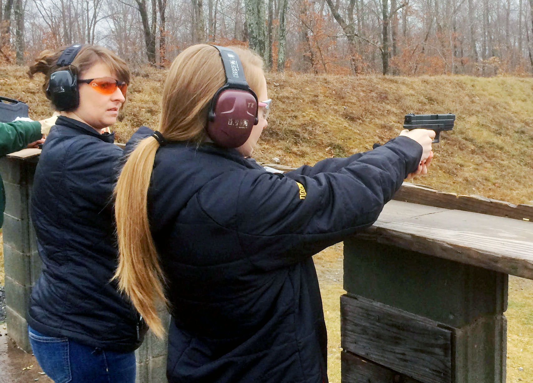 Seven Reasons I Taught My Daughters to Shoot