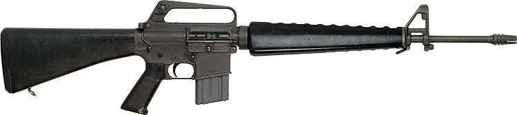 The History of the M-16