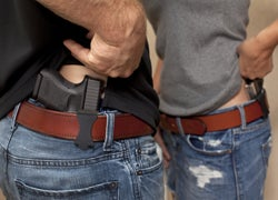 Concealed Carry: Packing in the Heat