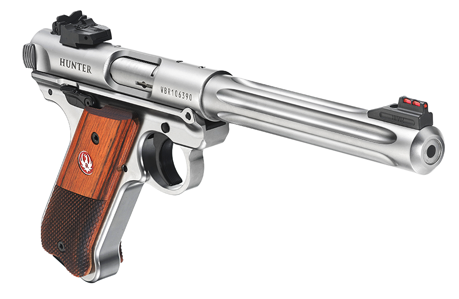 Ruger Mark IV Pistol: Gun Review