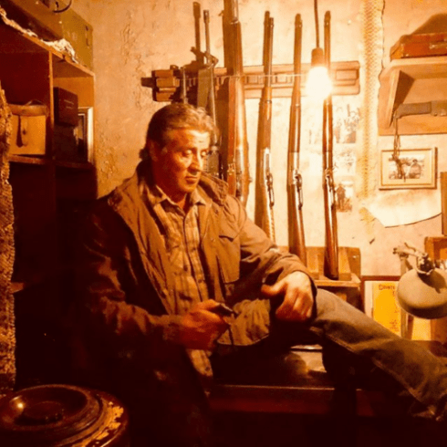 Rambo 5 is Filming, and We've Seen Some Guns!