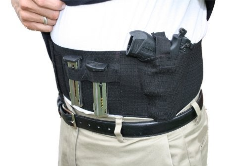 The AlphaHolster Bellyband.