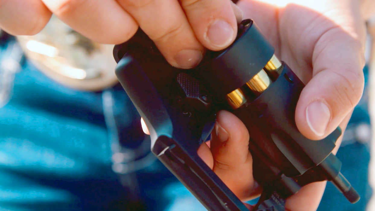 VIDEO: How to Load a Revolver Fast