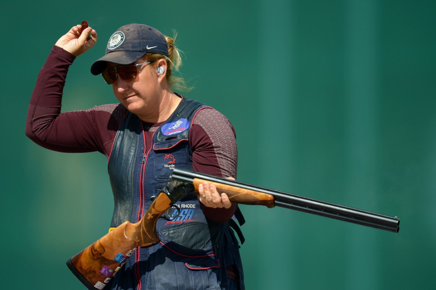 Olympic Shooters: Anti-Gun Laws, People Affect Us