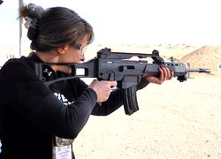 Eight Things I Tell My Girlfriends About Guns