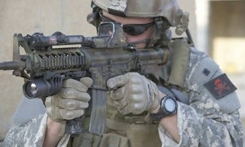 Faulty Rifle Sight Still Being Used by U.S. Military