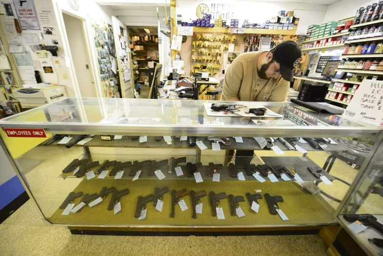 Pennsylvania Sees Spike in First-Time Handgun Buyers