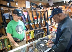 Gun Sales, CCW Permit Applications Up Since Paris Attacks