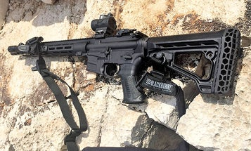 Outfitting A Savage MSR Recon Rifle for Home Defense