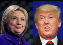 Where Clinton and Trump Stand on Gun Issues