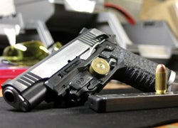 Gun Gear Test: Recover Tactical 1911 Grip and Rail System
