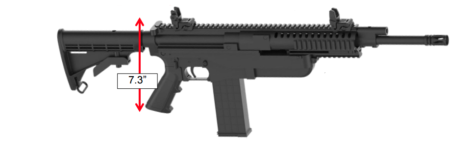 Army Considers New Rifle that Fires