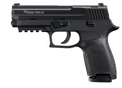 Coming to the Range: SIG P250-22