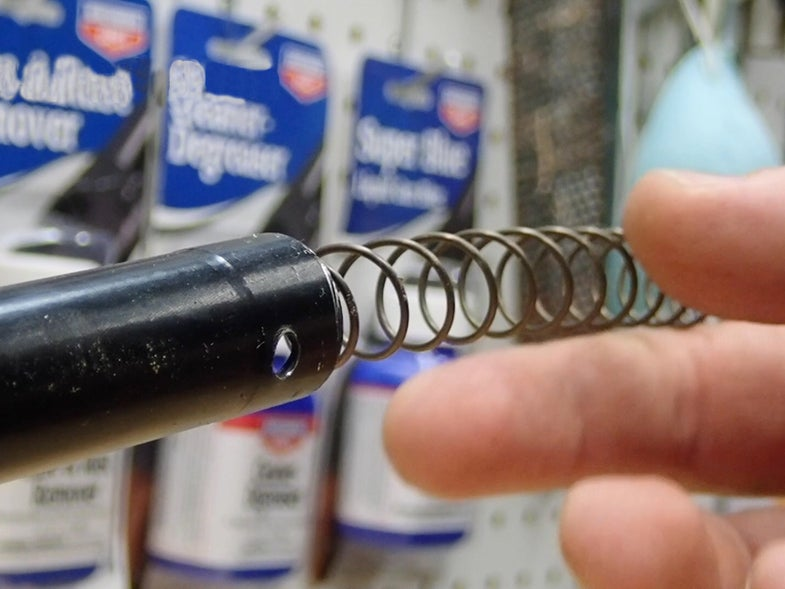How to Replace a Recoil Spring on a  Benelli Shotgun