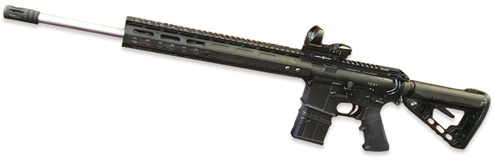 The MilSport .410 AR Shotgun from American Tactical Inc.