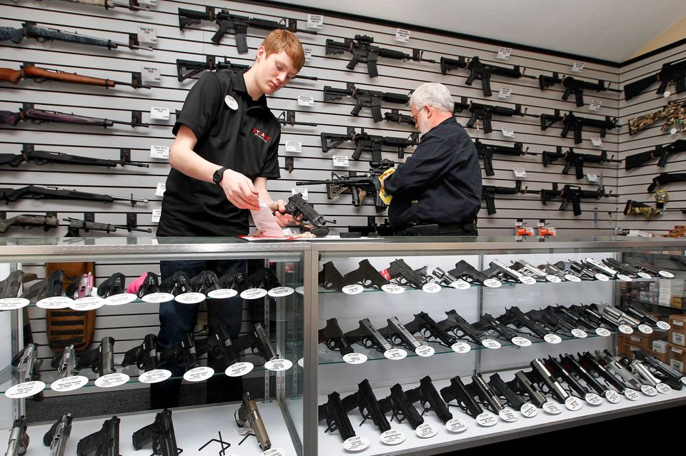 California Bill Would Require All Gun Sales To Be Videoed