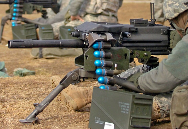 U.S. Army: We're Making a Better Full-Auto Grenade Launcher