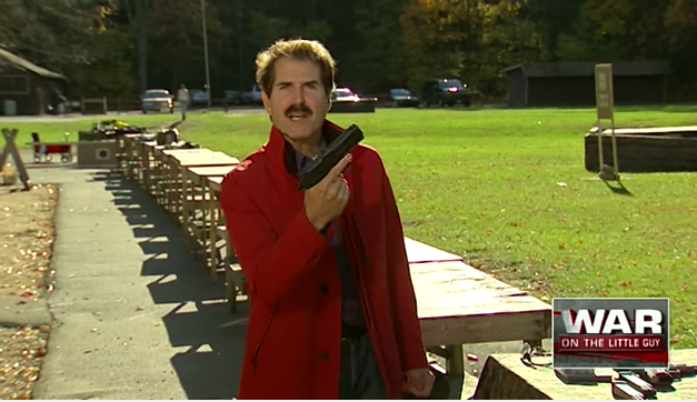 John Stossel Denied Carry Permit in NYC