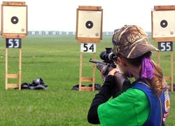 NSSF to Hold First Women-Only Rimfire Challenge Event