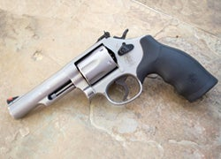 Smith & Wesson Model 66 Combat Magnum Revolver: Handgun Review