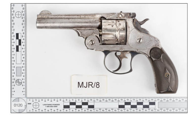 Brit Gets 6 Years for Having Guns Nearly 150 Years Old