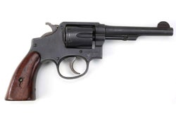Smith & Wesson .38 M&P: An American Classic