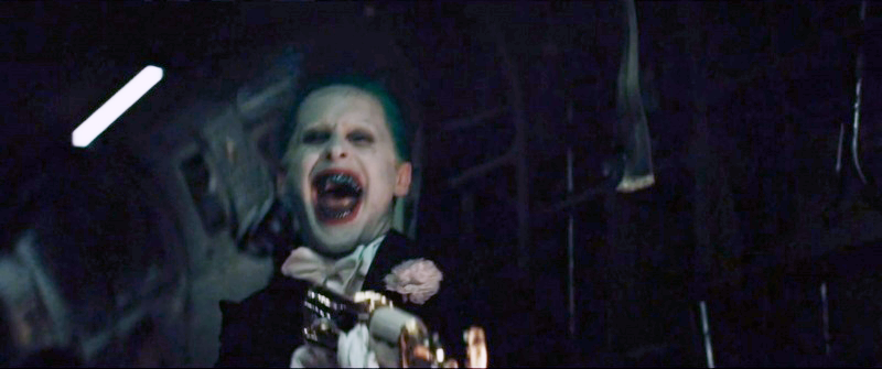 The Joker with a gold-plated Norinco Type 56-1.