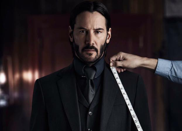 Keanu's 'John Wick' Switches from HK P30L to Custom Glock