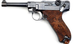 The Luger: Gun of the Week