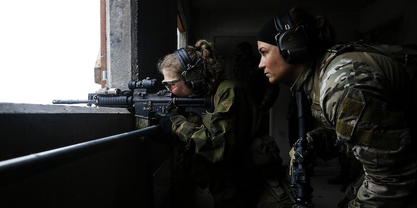 The World's First All-Female Spec-Ops Unit