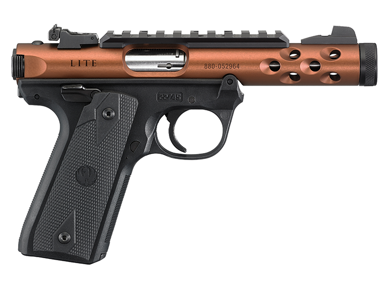 Ruger Mark IV 22/45 Lite: Coming to the Range
