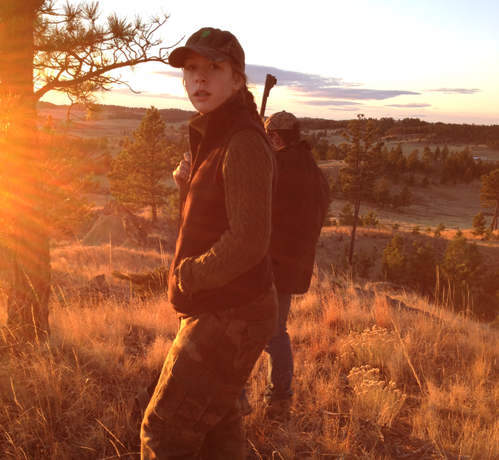 Why I Taught My Daughter To Hunt