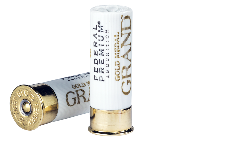 Federal Gold Medal Grand Shotshells: Coming to the Range