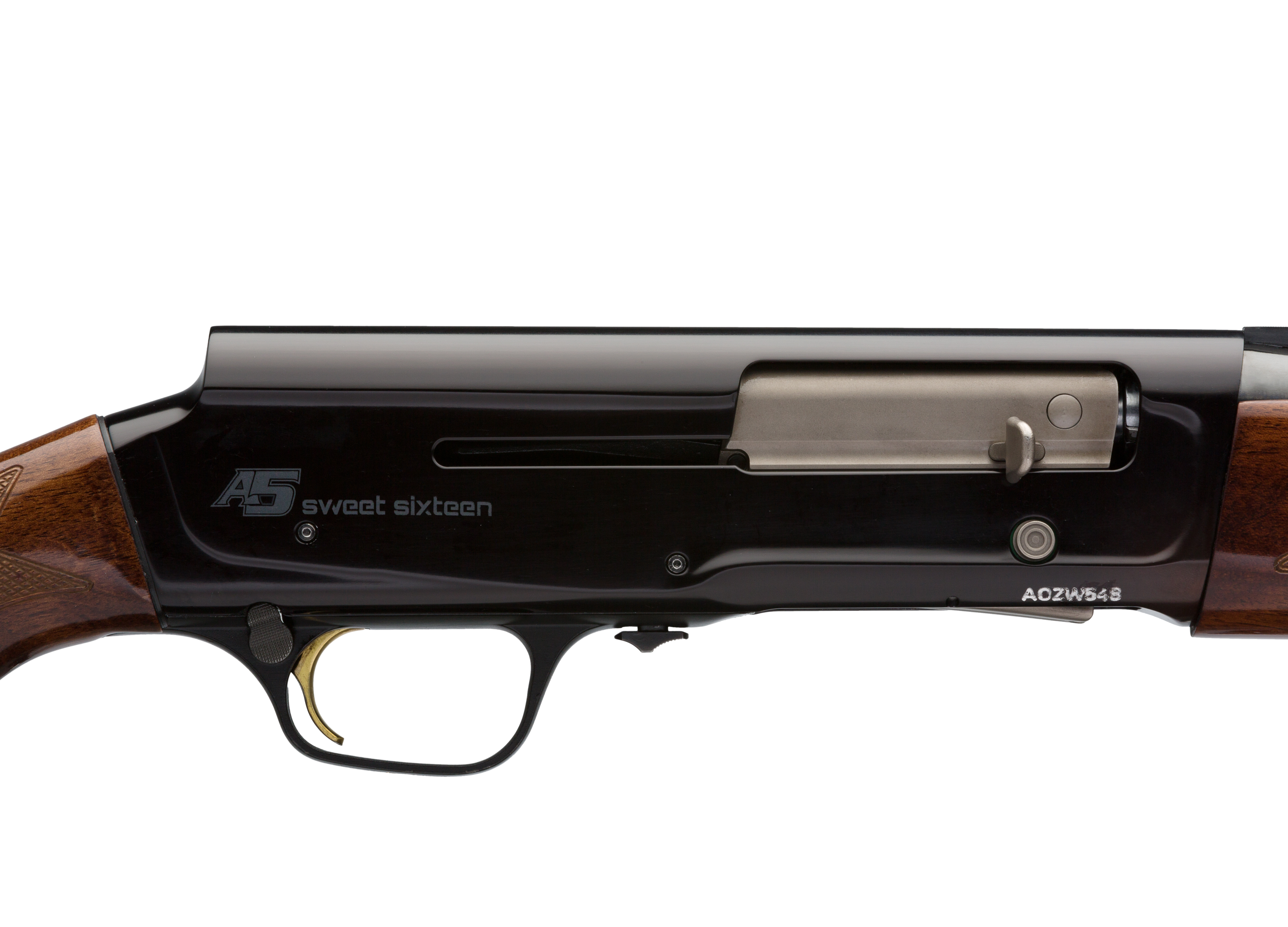 Coming to the Range: Browning A5 Sweet Sixteen