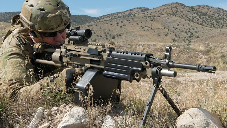 U.S. Army to Replace 5.56mm with 6.8mm